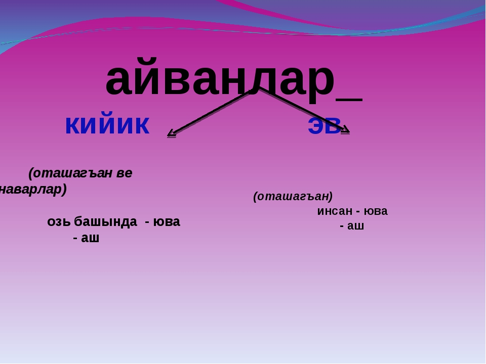 айванлар кийик  эв  (оташагъан ве джанаварлар)  озь башында - юва - аш (...