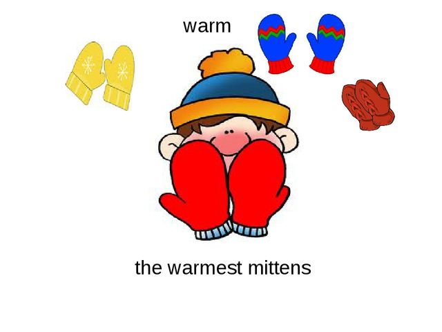 the warmest mittens warm