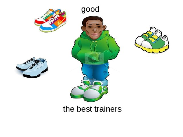 the best trainers good