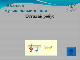 20 баллов композиторы Отгадай композитора. Автор балетов «Лебединое озеро», «