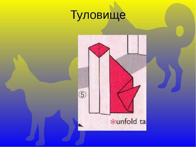 Туловище