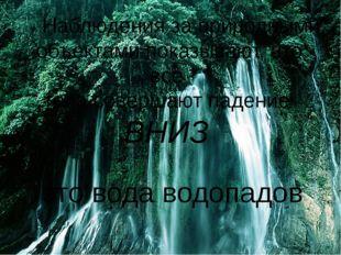 Вода фонтанов