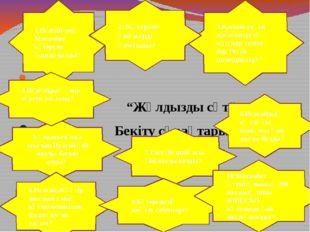Рефлексия Де Бононың 6 қалпағы . Көк қалпақ - шолу Жалпы сабаққа көзқарасым.