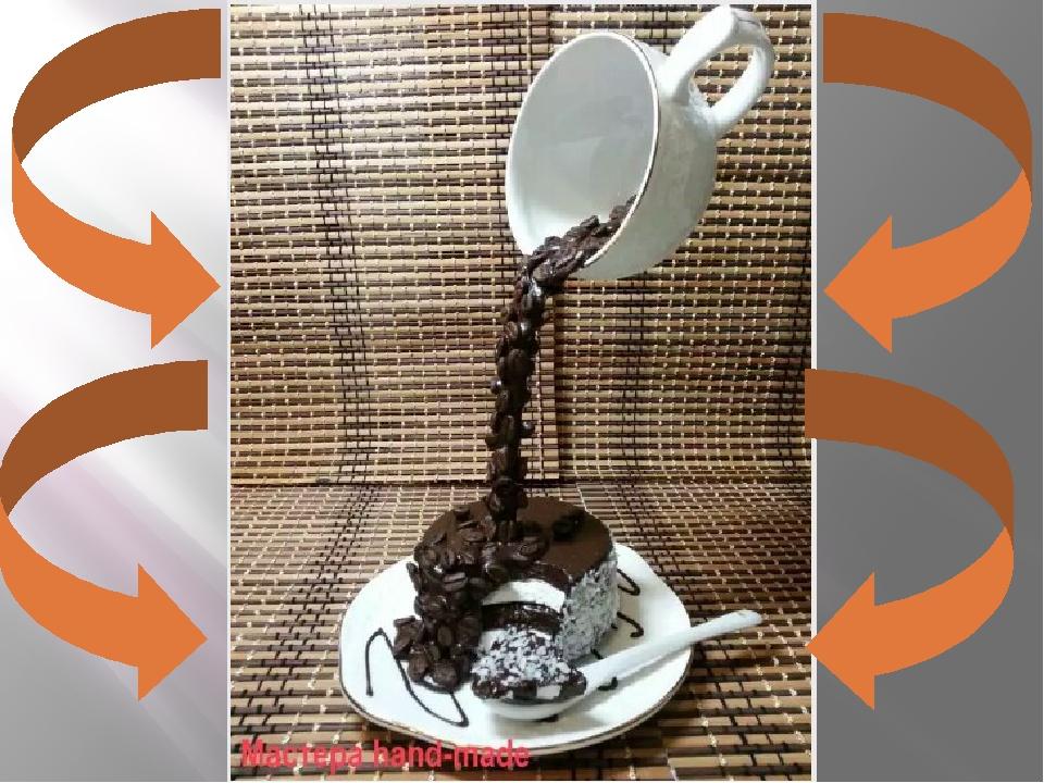 Перевернутая кружка с кофе своими руками 56
