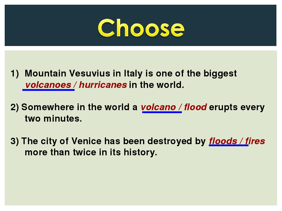 Mountain Vesuvius in Italy is one of the biggest volcanoes / hurricanes in th...