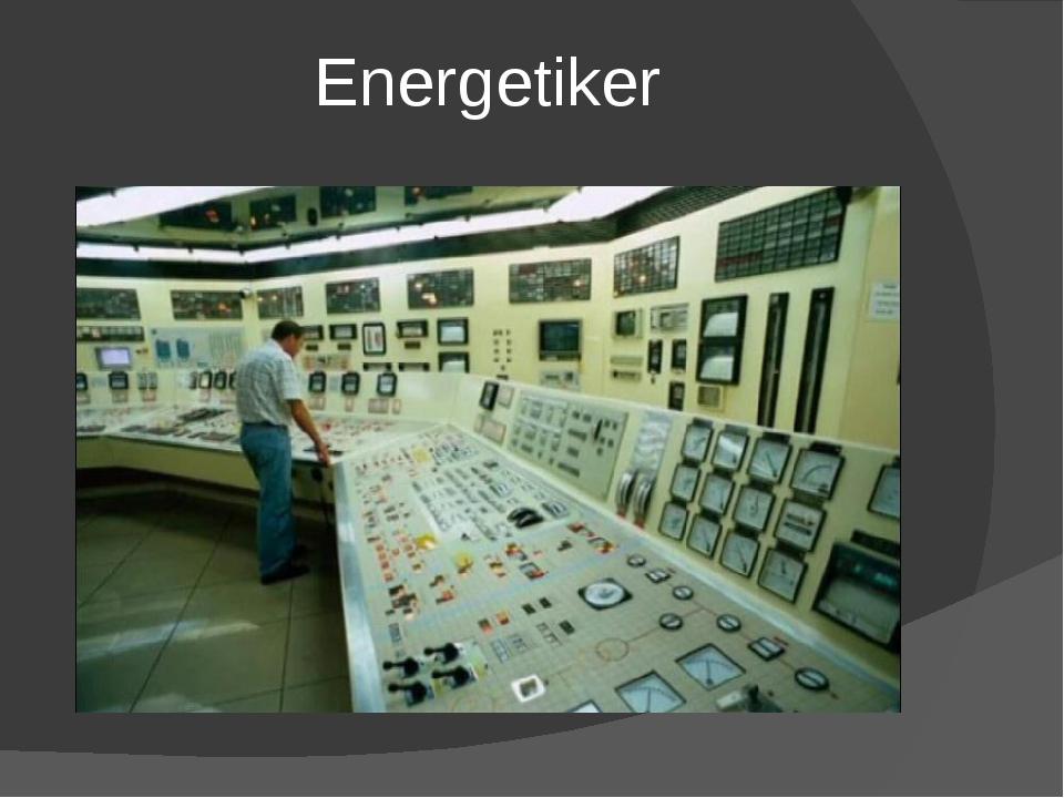 Energetiker