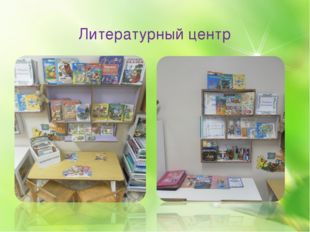 Литературный центр