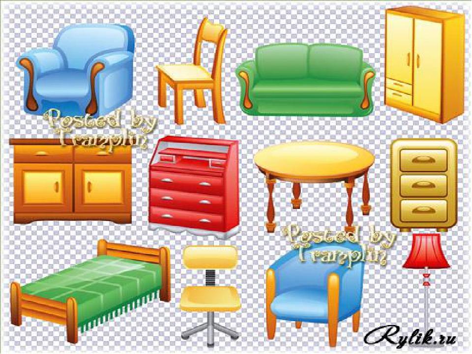 Мебель вектор скачать бесплатно free.