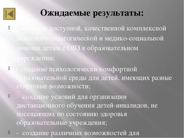МЕРОПРИЯТИЯ ПО РЕАЛИЗАЦИИ ПРОЕКТА № Наименование мероприятий Срок исполнения...