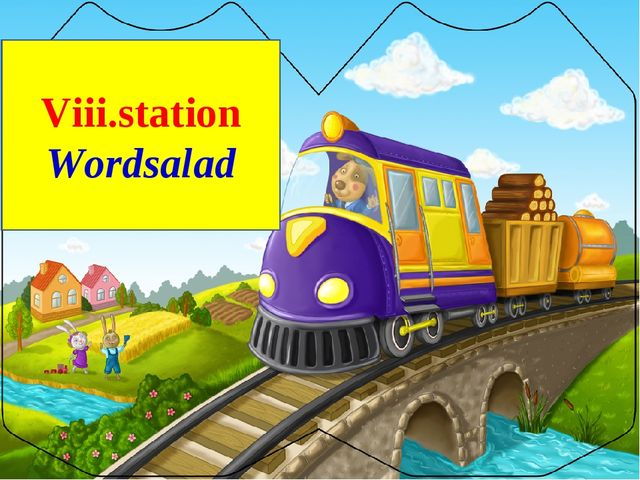 Viii.station Wordsalad