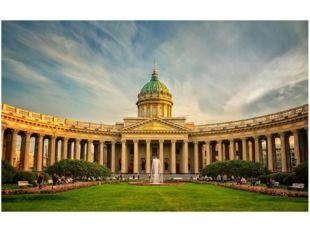 Санкт- Петербург не случайно называют Северной столицей. Судьба этого города
