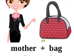mother + bag mother's bag