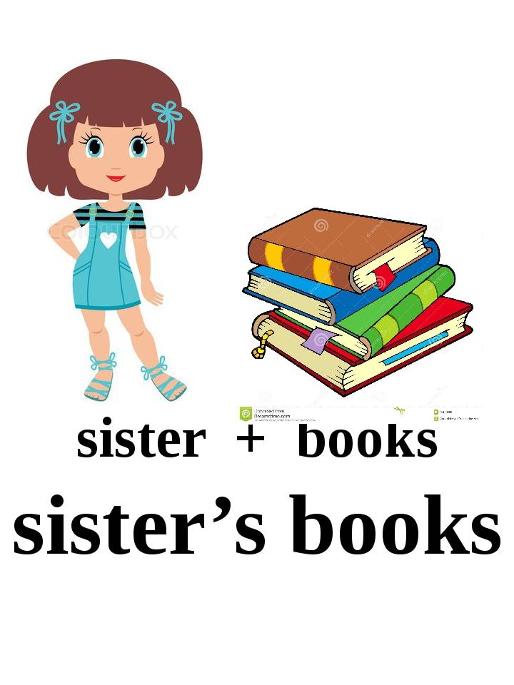 sister + books sister's books