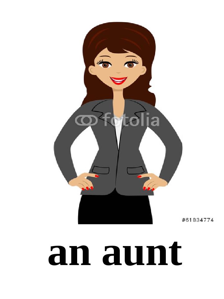an aunt