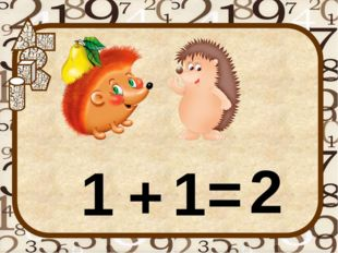 1 1 + = 2