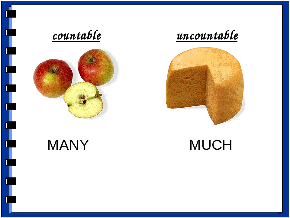 countable uncountable MANY MUCH Новый материал. «Countable / uncountable» -On...