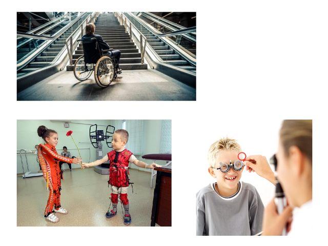 Адаптивная физическая культура предназначается в основном для людей, имеющих...