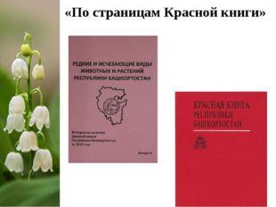 «По страницам Красной книги»