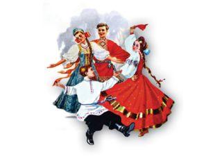В русской раздольной хороводной песне и игре на балалайке есть что-то задушев