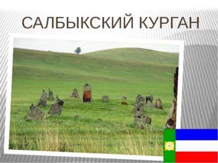САЛБЫКСКИЙ КУРГАН