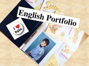 фото English Portfolio