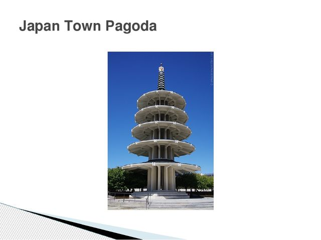 Japan Town Pagoda