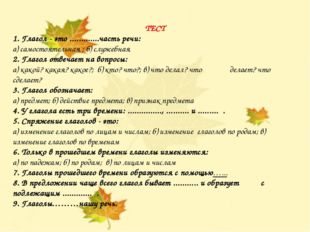 Урок русского языка в 5 классе НЕ С ГЛАГОЛАМИ Учитель русского языка Солдатов