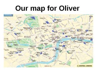 Our map for Oliver