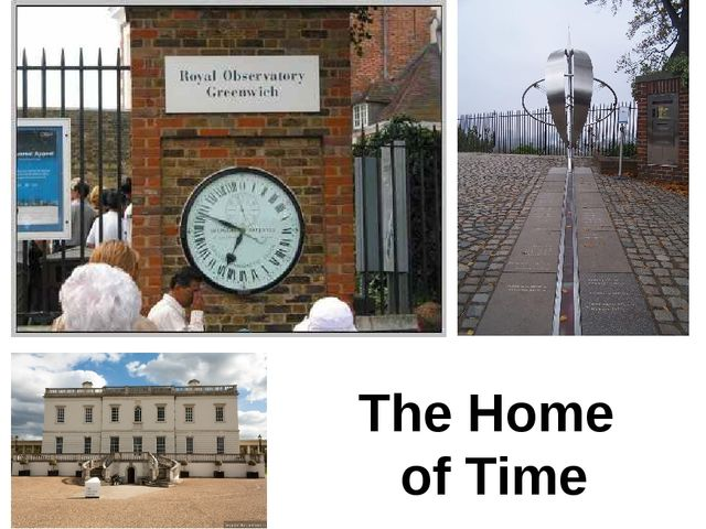 The Home of Time