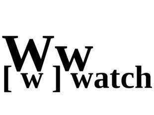 Ww [ w ] watch
