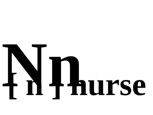 Nn [ n ] nurse
