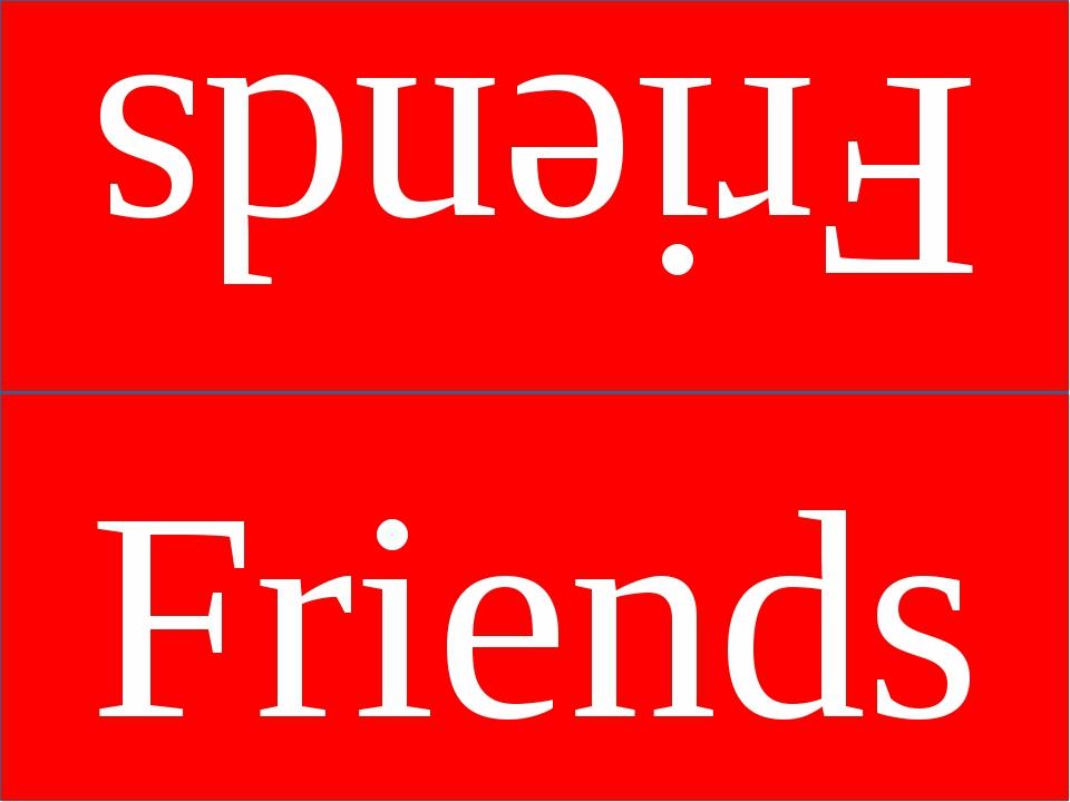 Friends Friends