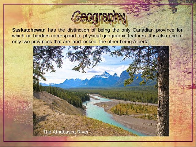 Saskatchewan has the distinction of being the only Canadian province for whic...