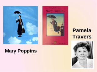 Mary Poppins Pamela Travers
