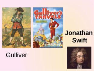 Gulliver Jonathan Swift
