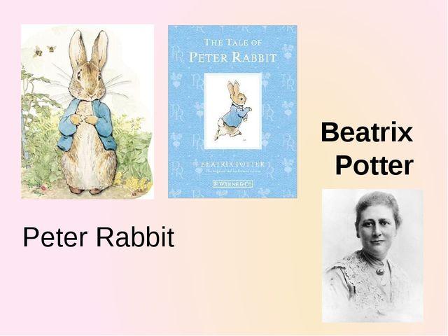 Peter Rabbit Beatrix Potter