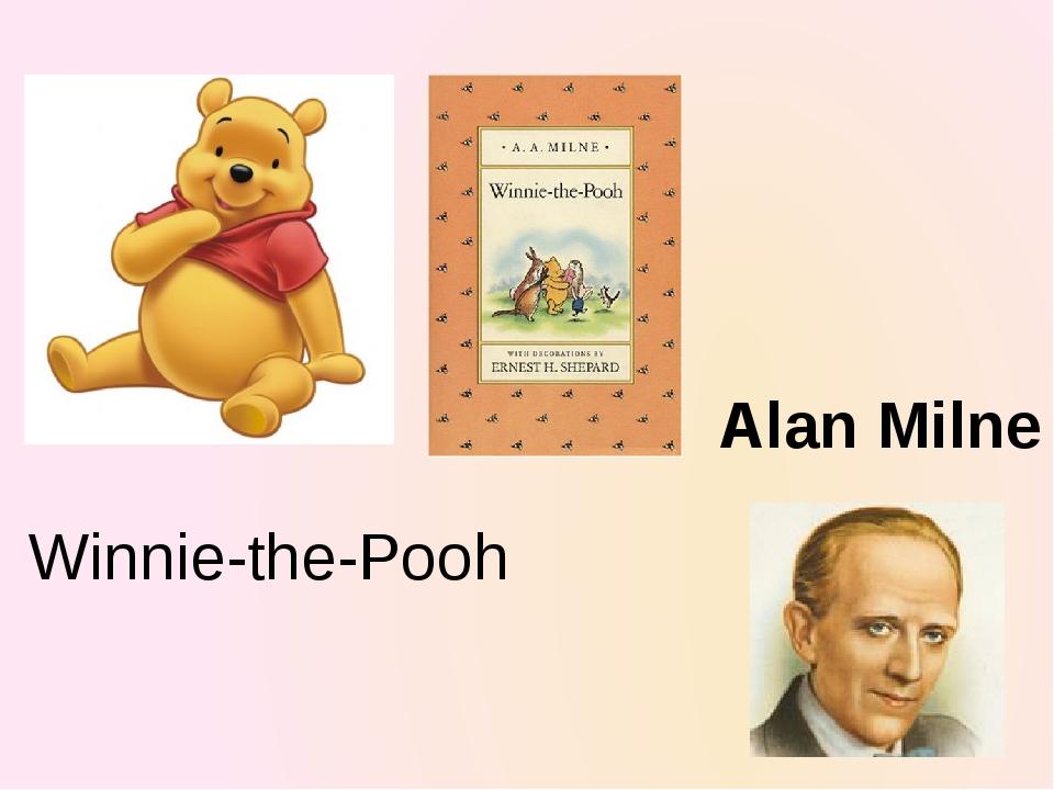 Winnie-the-Pooh Alan Milne