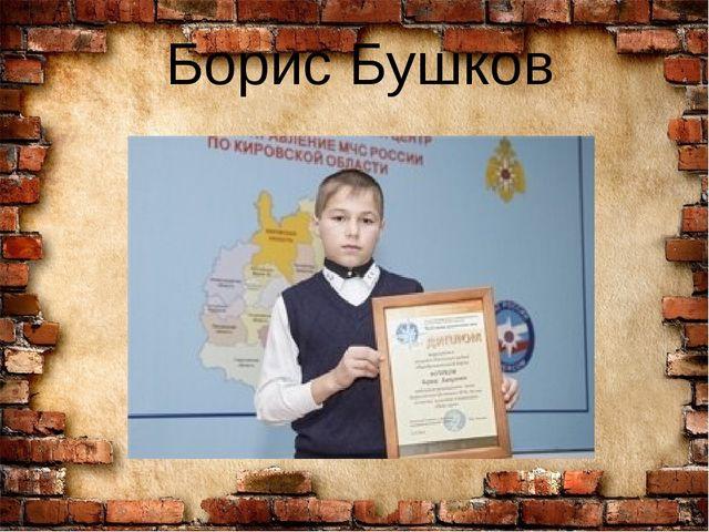 Борис Бушков