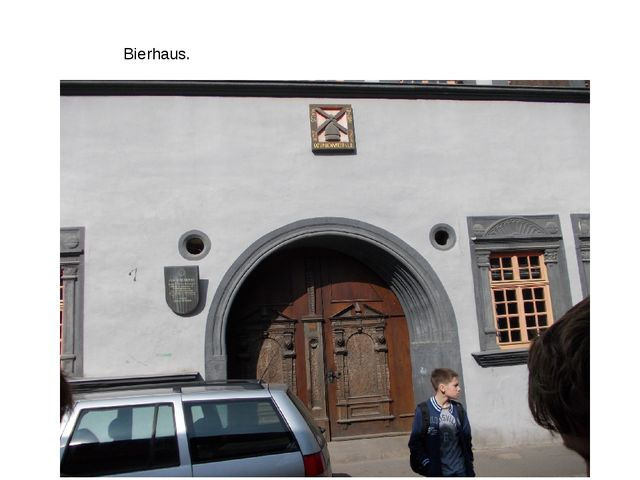 Bierhaus.