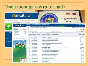 Электронная почта (e-mail)