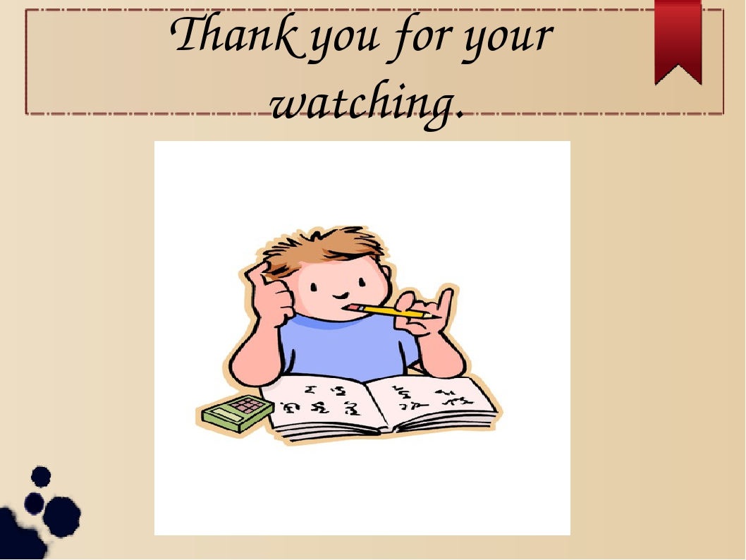 Thank you for your watching.