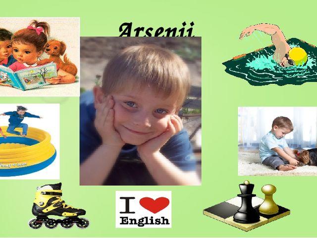 Arsenii
