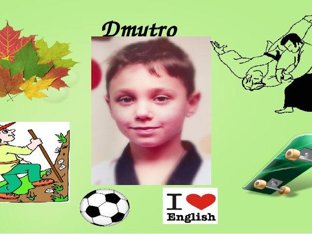 Dmytro