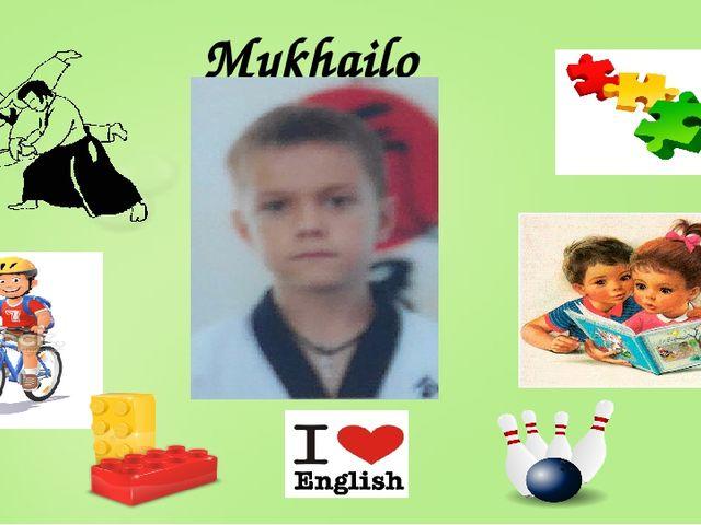 Mykhailo