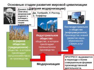 Аграрное общество (традиционное) – общество, в котором преобладает сельскохоз
