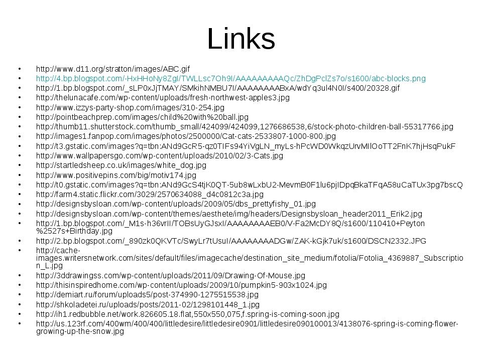 Links http://www.d11.org/stratton/images/ABC.gif http://4.bp.blogspot.com/-Hx...