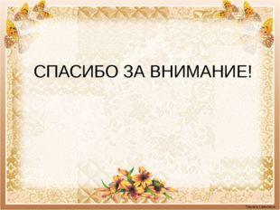 СПАСИБО ЗА ВНИМАНИЕ! Tatyana Latesheva Tatyana Latesheva