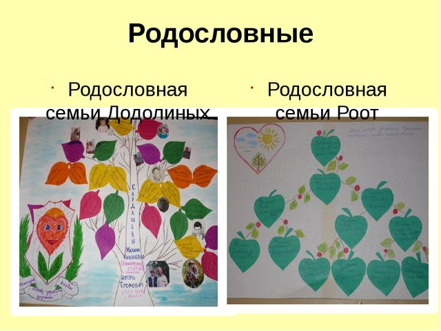 Семья Кудрявцевых