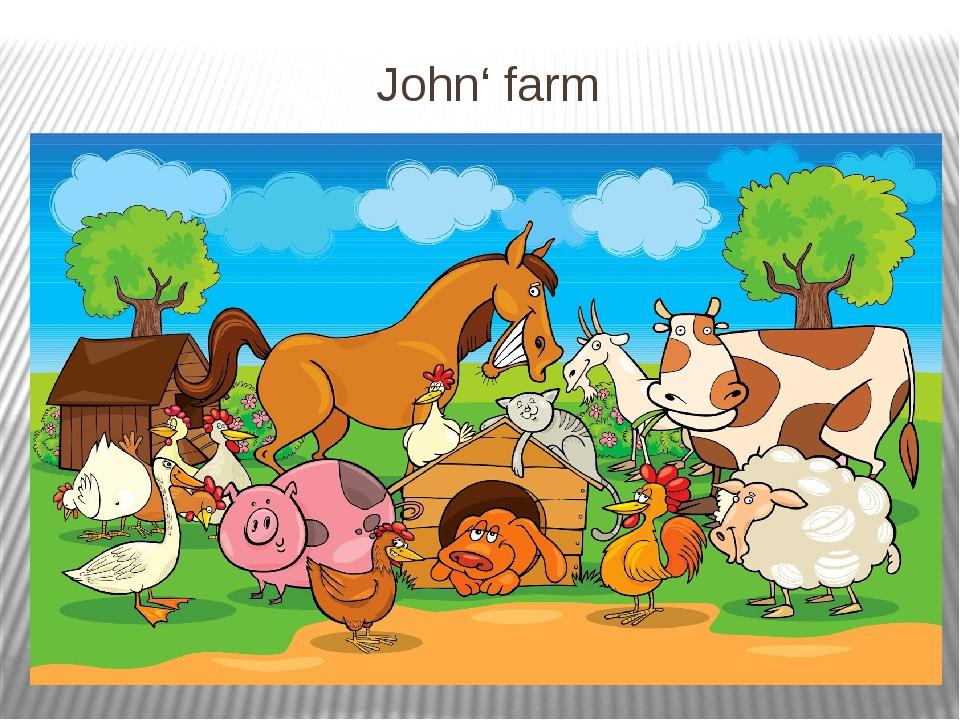 John' farm