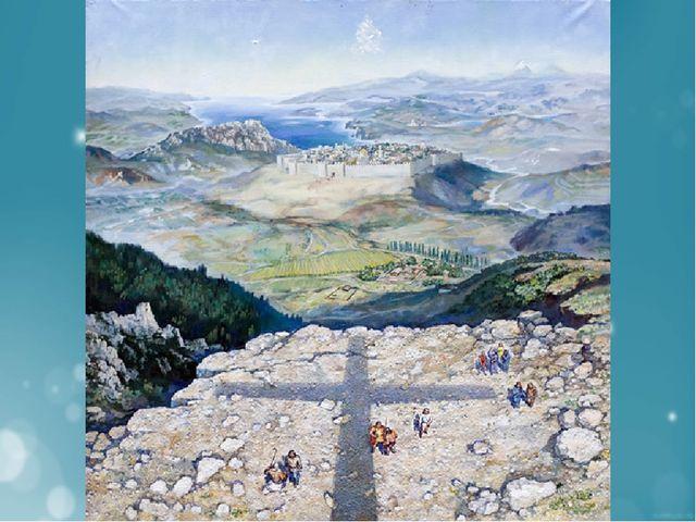 Змитрович Г.В. Взгляд Христа на мир.